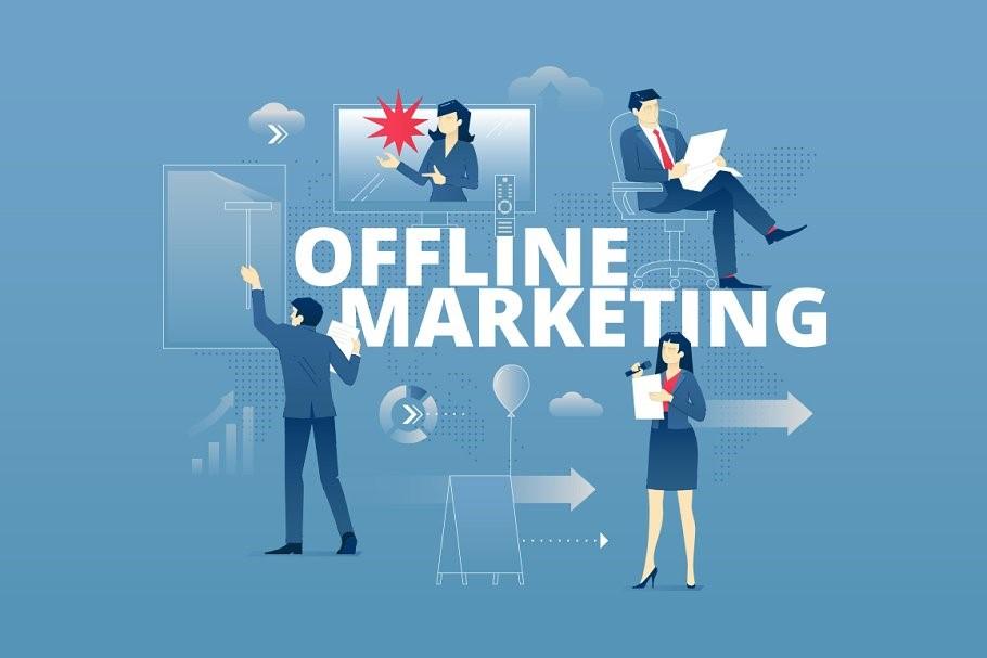 How Offline Marketing Can Help You in Raising Brand Awareness