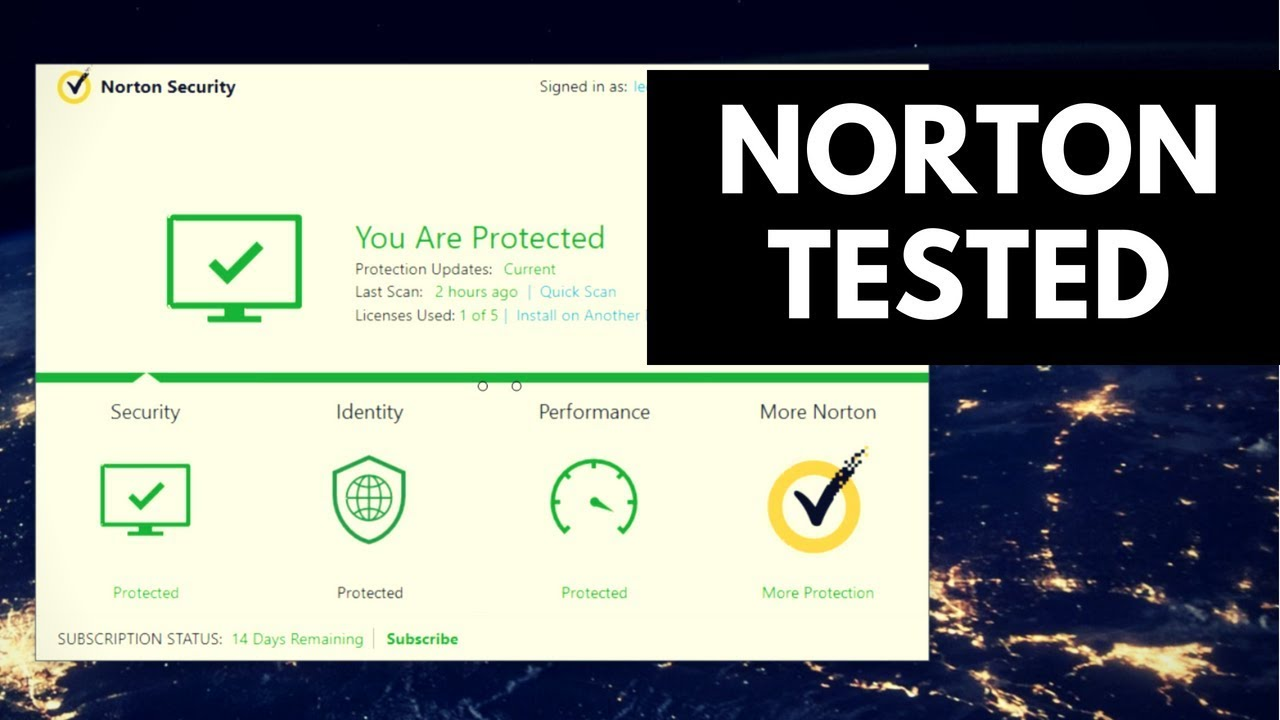 Norton Security Across the Board Security